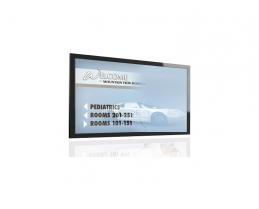 Wall-mounted advertising machine01